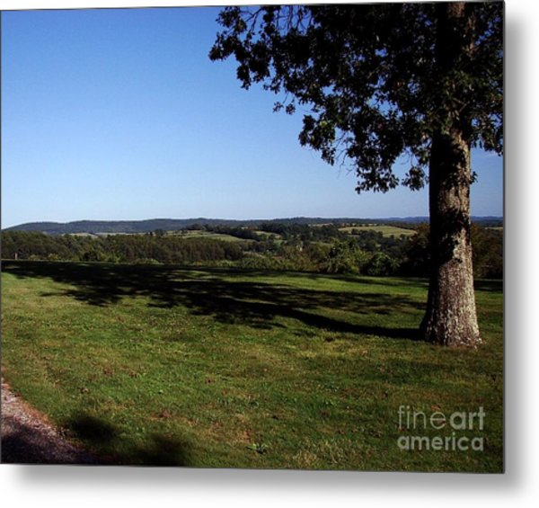 View From Wethersfield Metal Print