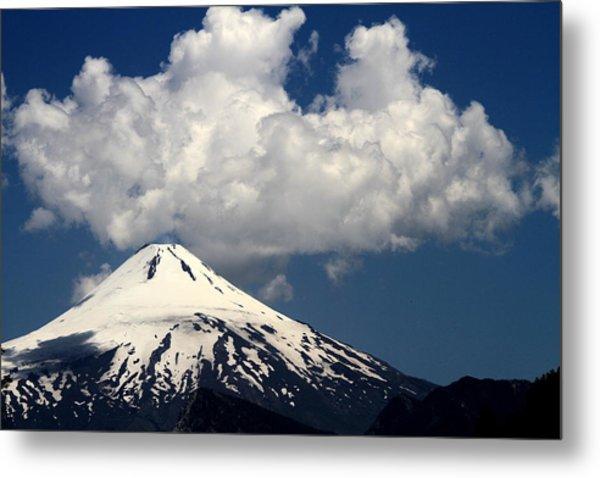 Villarrica Volcano Metal Print by Arie Arik Chen