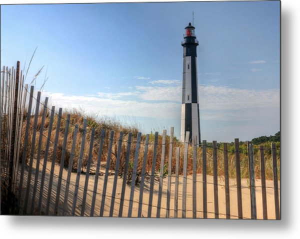 Virginia Beach Metal Print by JC Findley
