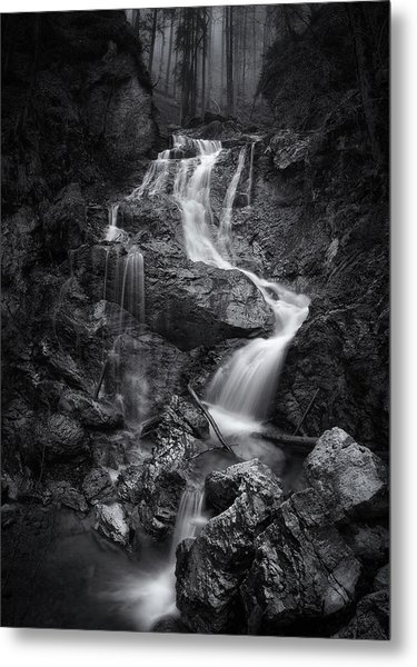 Waiting For Forever Metal Print by Norbert Maier