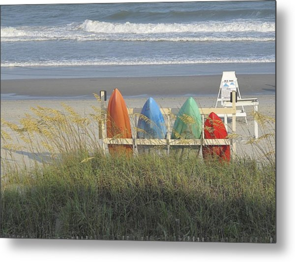 Metal Print featuring the photograph Waiting by Ralph Jones