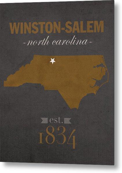 Winston Salem State University Metal Prints And Winston Salem State