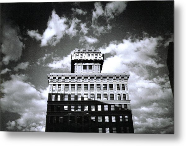 Walker Building Metal Print