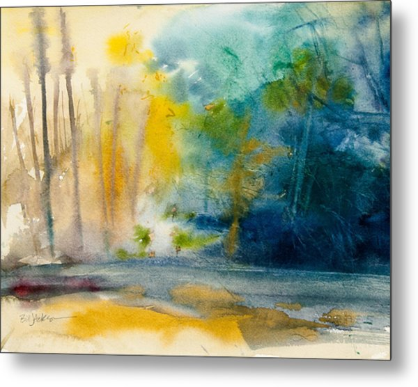 Wall Doxey 5 Metal Print