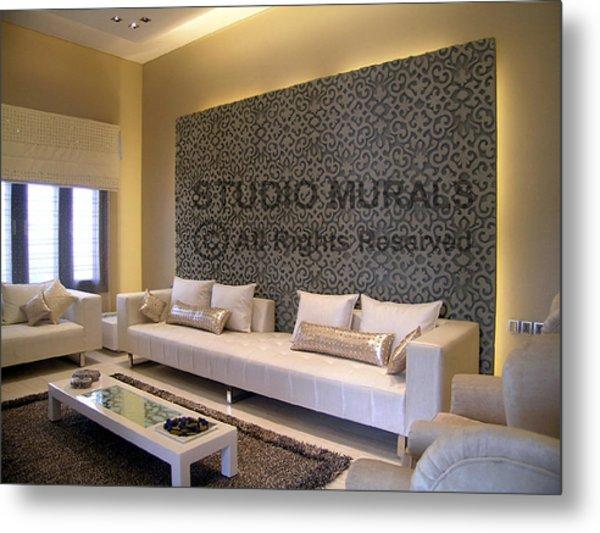 Wall Mural Metal Print by Milind Badve