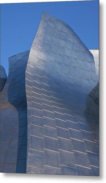 Walt Disney Concert Hall Metal Print