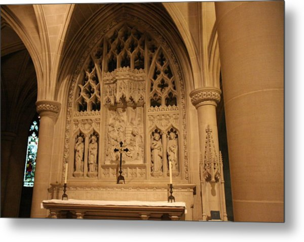 Washington National Cathedral - Washington Dc - 011373 Metal Print by DC Photographer