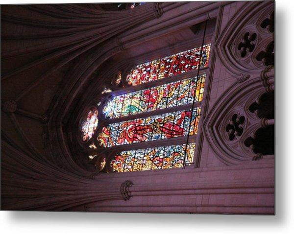 Washington National Cathedral - Washington Dc - 011381 Metal Print by DC Photographer