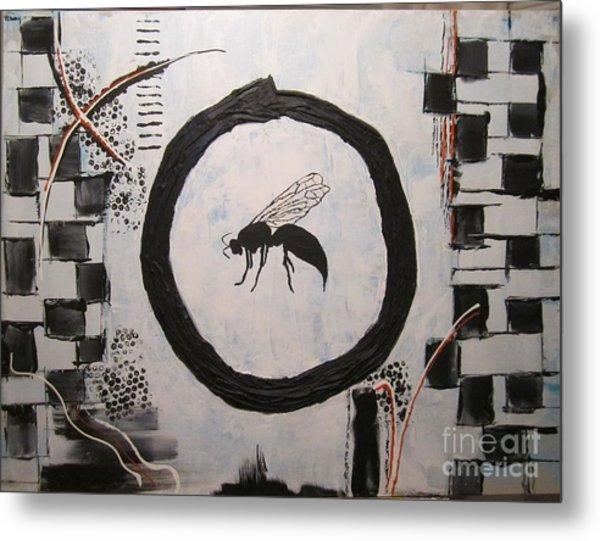 Wasp 2013 Metal Print