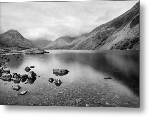 Wast Water Metal Print