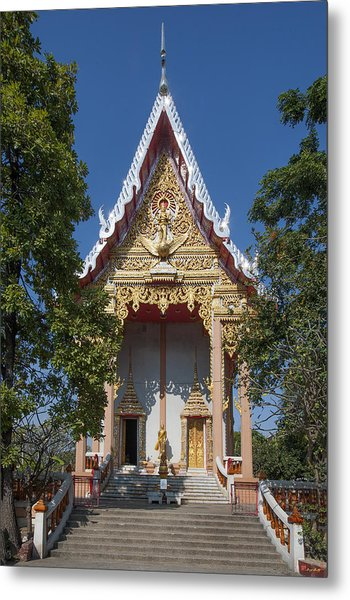 Wat Laksi Ubosot Dthb1426 Metal Print