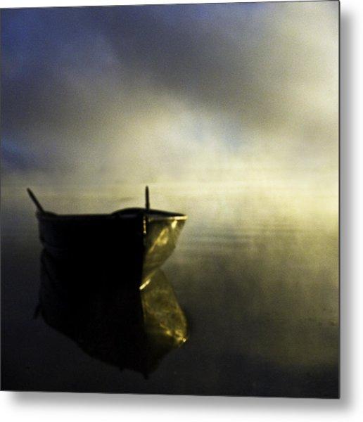 Water Colors Metal Print