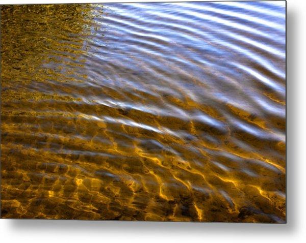 Water Concerto 5 Metal Print