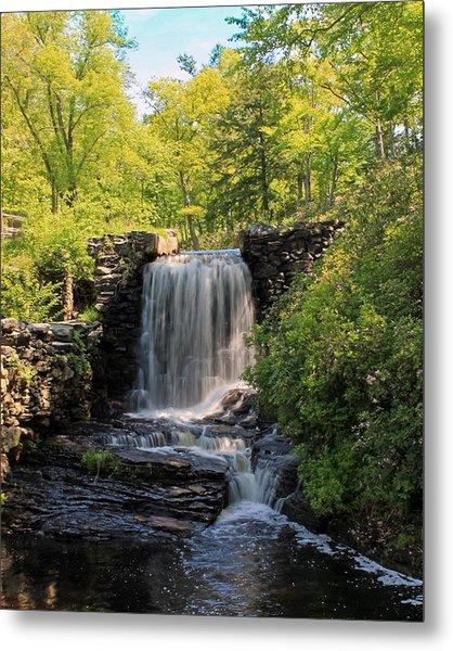 Water Fall Moore State Park 2 Metal Print