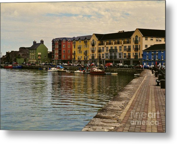 Waterford Waterfront Metal Print