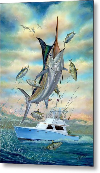 Waterman Metal Print
