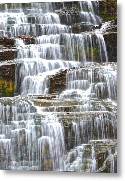 Waters Eternal Flow Metal Print