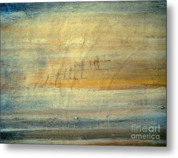 Waterworld #1267 Metal Print