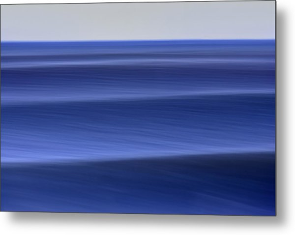 Waves Approaching  C6j8218 Metal Print