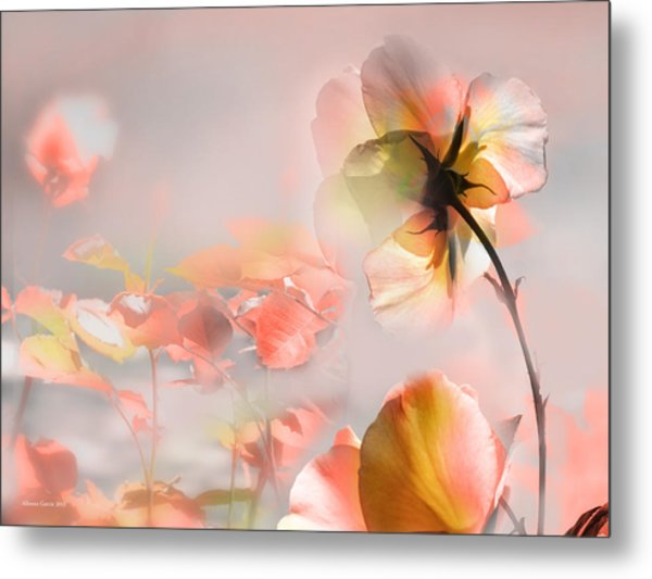 Welcome Summer Metal Print