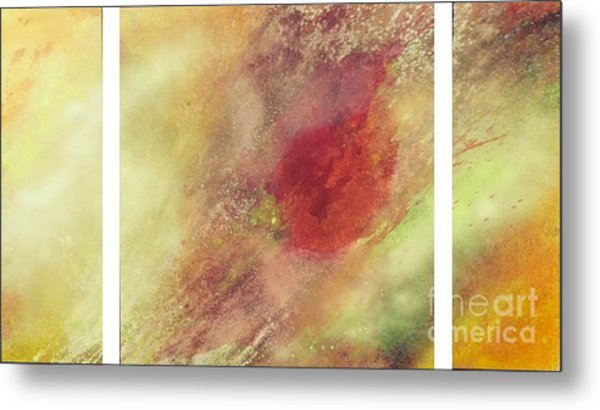 Welcome To The 5th Metal Print by Bebe Brookman