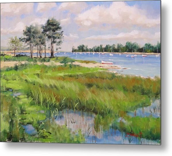 Wentworth By The Sea Metal Print