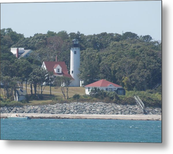 West Chop Lighthouse Metal Print