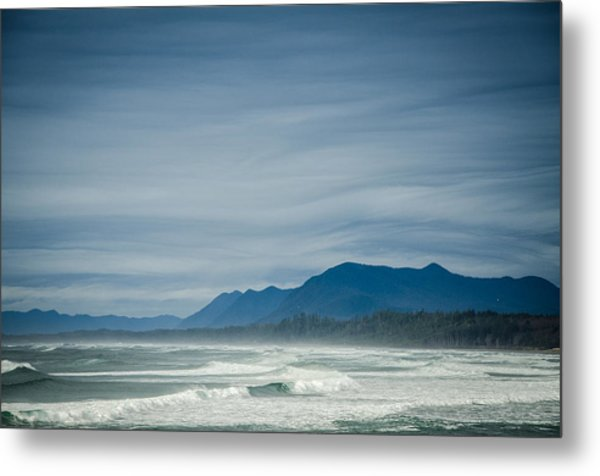 West Coast Exposure  Metal Print
