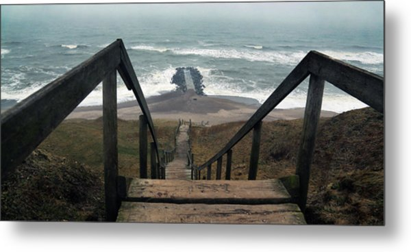 West Coast. Metal Print