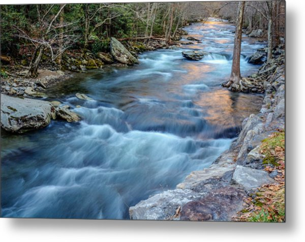 West Prong Metal Print