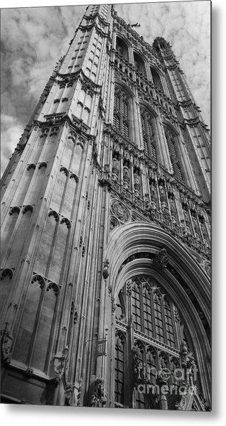 Westminter Abbey Metal Print