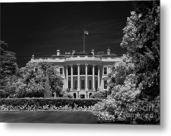 WH1 Metal Print by Mike Kurec