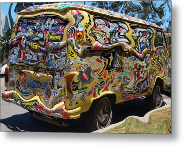 What A Long Strange Trip Metal Print
