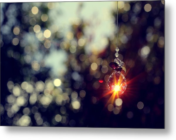 When Wishes Come True Metal Print by Beata  Czyzowska Young