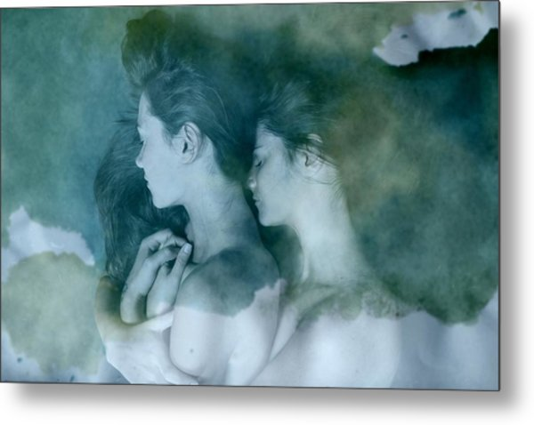 When You Dream.. What Do You Dream Of? Metal Print