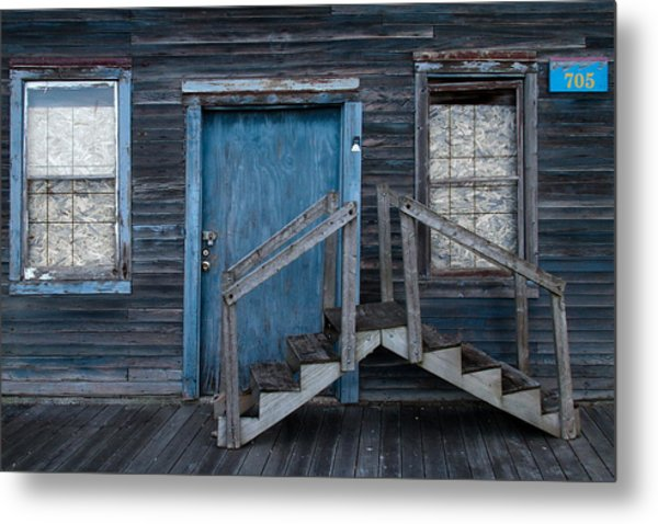Where Do We Go From Here? Metal Print
