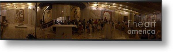Where San Pio Rests Metal Print