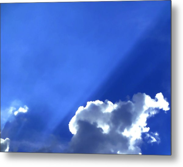 Where The Angels Live Metal Print