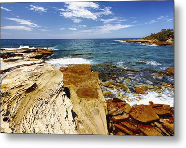 Where Time Stands Still Metal Print
