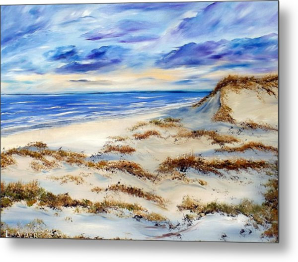 Whistling Winds Metal Print