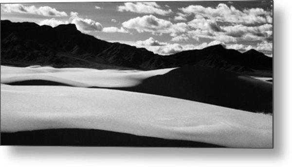 White Sands Nm Metal Print