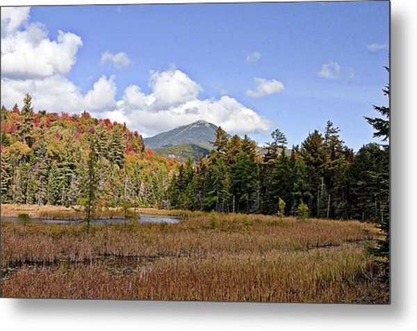 Whiteface Mountain Metal Print