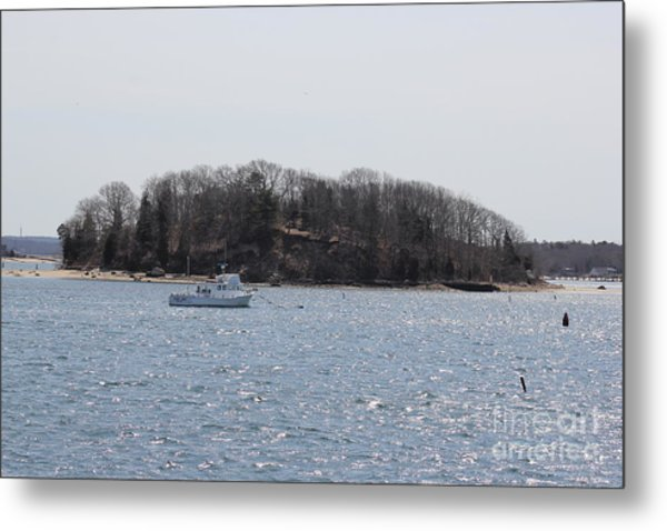 Wicket Island - Onset Massachusetts Metal Print