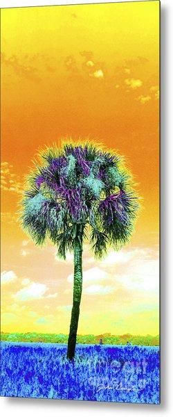 Wild Palm 5 Metal Print