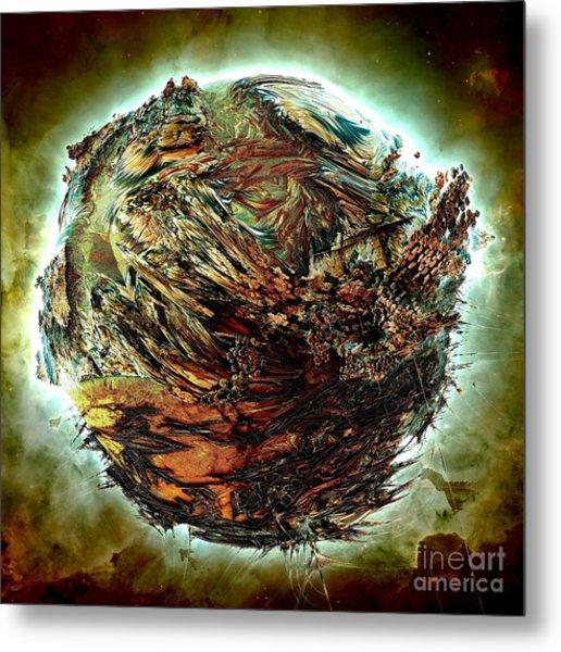 Wild Planet Metal Print by Bernard MICHEL