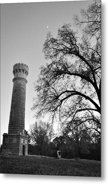 Wilder Tower 6 Metal Print
