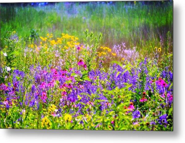 Wildflower Beauty  Metal Print