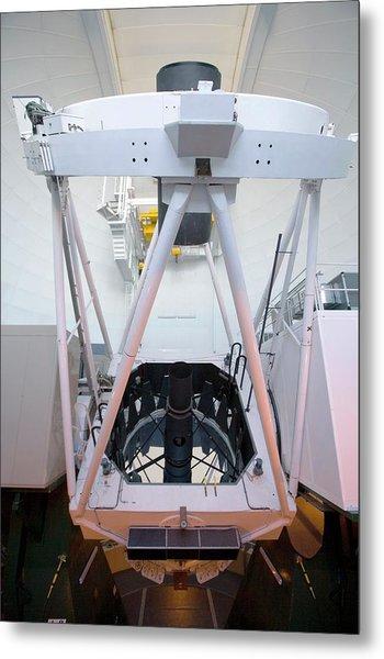 William Herschel Telescope Metal Print by Adam Hart-davis/science Photo Library