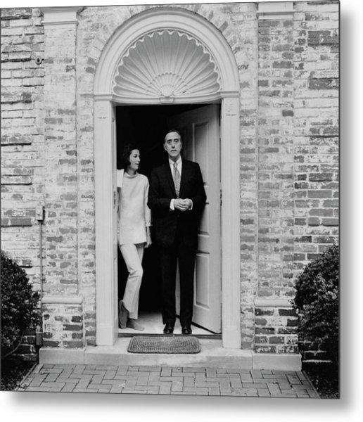 William Mccormick Blair Jr And Deeda Blair Photograph By