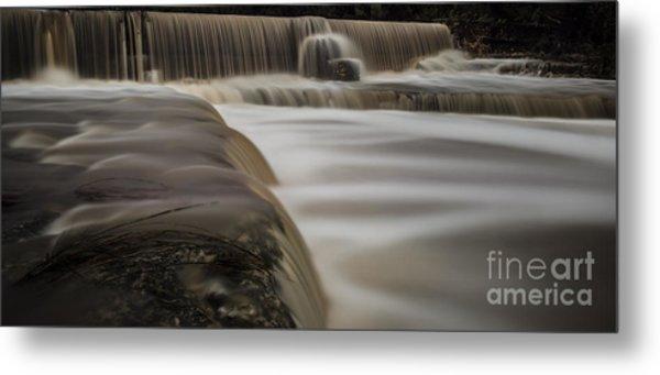 Wimberley Waterfall Metal Print